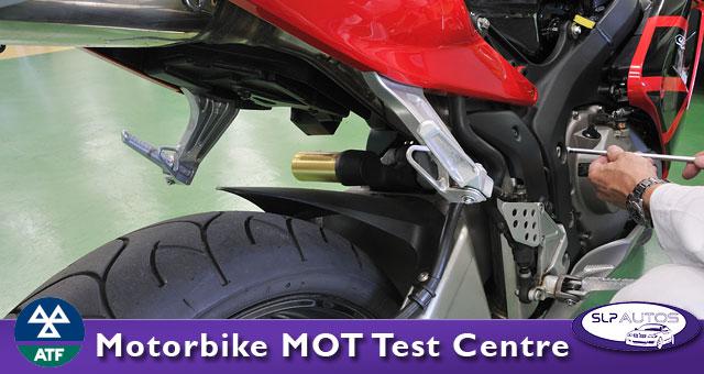 Motorbike MOT Tests Chelmsford
