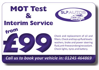 Car Service & MOT deal
