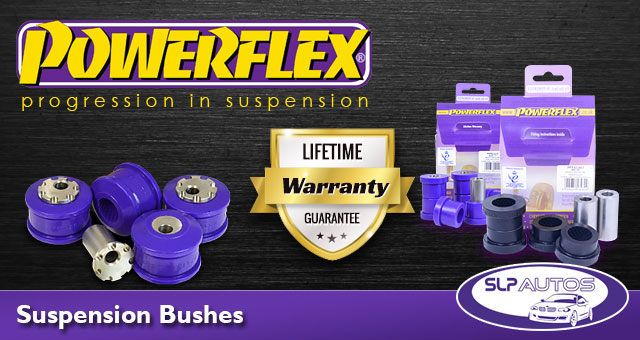 Powerflex suspension bushes