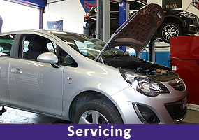 Car Servicing in Chelmsford