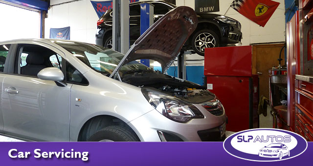 Local car servicing in Chelmsford