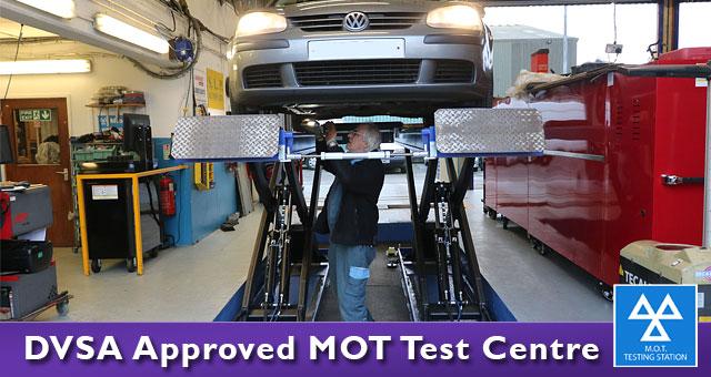 MOT Tests Chelmsford